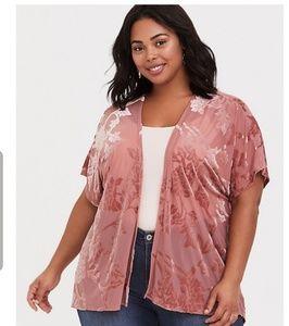 Rose Pink Kimono